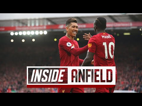 Inside Anfield: Liverpool 2-1 Bournemouth | LEAD EXTENDED TO 25 POINTS!!!