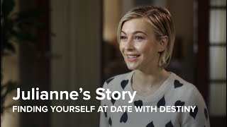 #DestinyAwaits: Julianne Hough | Date with Destiny - Tony Robbins