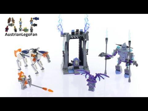Vidéo LEGO Nexo Knights 70359 : Lance contre le monstre de foudre