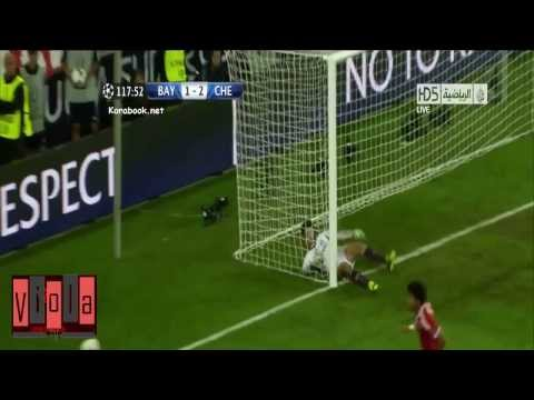 Petr Cech All Best Save Vs Bayern Munich 2013 Super Cup HD