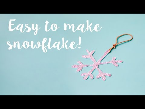 Glue Snowflake Hack
