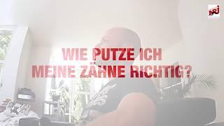 preview picture of video 'Wie putze ich meine Zähne richtig? Radio Energy'