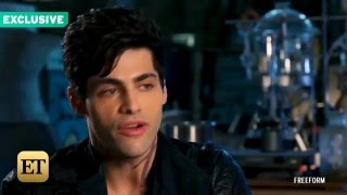 Shadowhunters - Interview w/ Entertainment Tonight (VOSTFR)
