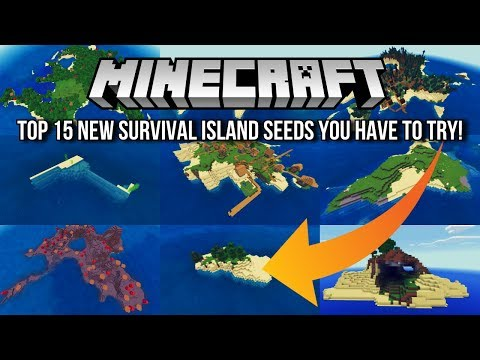 Download Top 5 Survival Island Seeds For Minecraft 1 13 Minecraft U