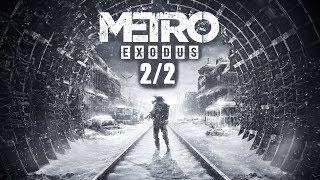 METRO EXODUS - Walkthrough Completo en Español (2/2) - PS4 PRO [1080p]
