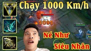 Jhin Full Chí Mạng - Chạy 1000 Km/h | Né Như Siêu Nhân - Trâu best Udyr