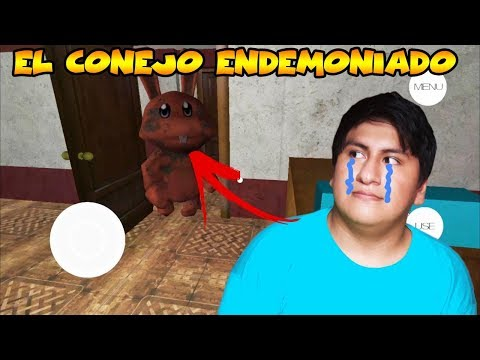 EL CONEJO DE EVIL NUN|Sugar The Evil Rabbit
