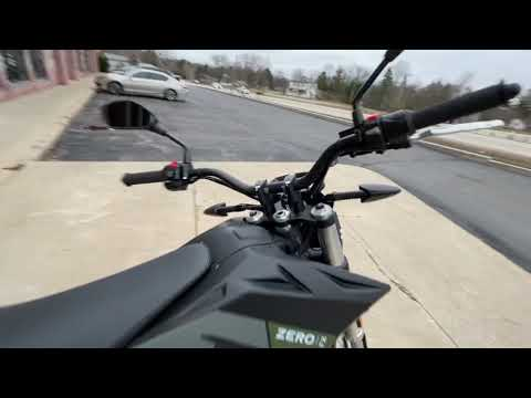 2021 Zero Motorcycles FXS ZF7.2 Integrated in Muskego, Wisconsin - Video 1