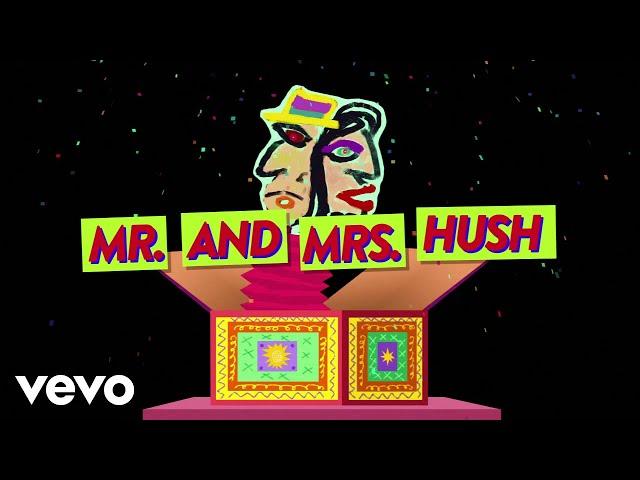 Mr. & Mrs. Hush (Lyric) - Elvis Costello