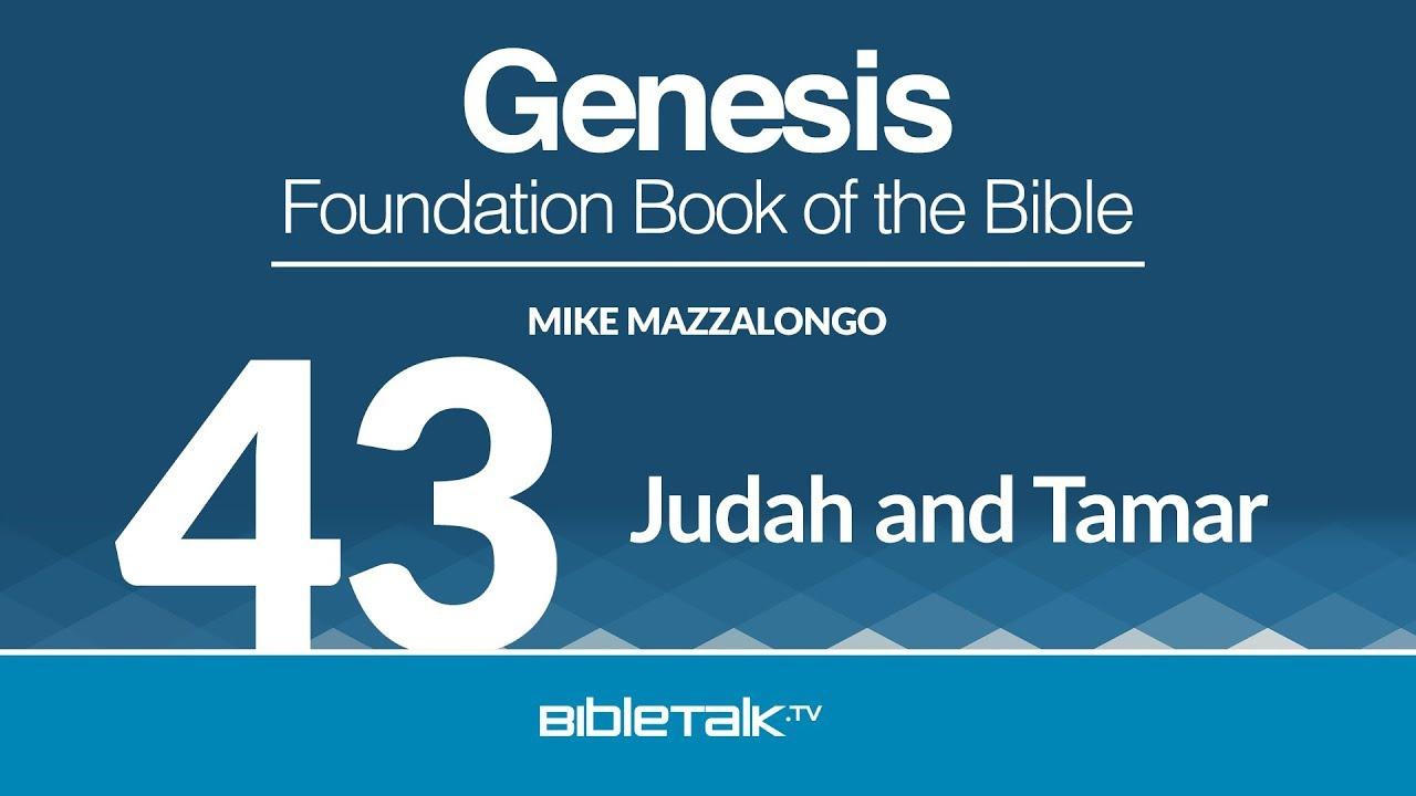 43. Judah and Tamar