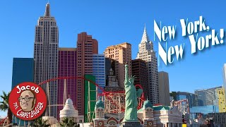Staying at New York New York and Touring Vegas Strip
