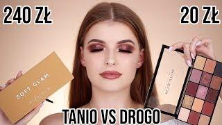 TANIO VS DROGO: ABH SOFT GLAM VS MUR VELVET ROSE | IDEALNY ZAMIENNIK ?! 😱