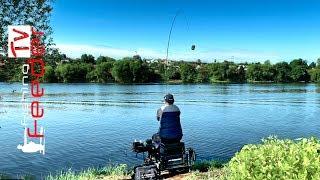 Фидер для начинающих. Рыбалка весной. Ловля леща весной. Полный разбор рыбалки. Vlog #35