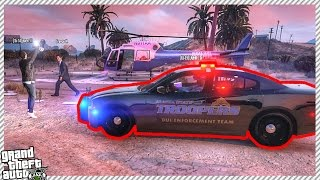Epic Online Role-Play Moments! (GTA 5 CUSTOM POLICE ONLINE ROLE-PLAY SERVERS)