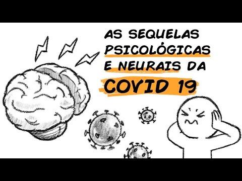 COVID-19: AS SEQUELAS PSICOLÓGICAS E NEURAIS