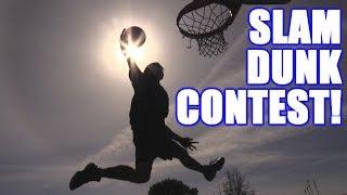 SLAM DUNK CONTEST!   On-Season Basketball Series