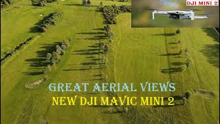 New DJi Mavic Mini 2, Ultra HD 4k Aerial Tour of UK ( not fimi mini x8 or hubsan zino mini pro! )