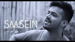 Saasein   Karwaan   Acoustic Cover   Prateek Kuhad   Irfan Khan