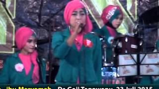 Gambar cover Qasidah Full Album 2016 - Annisa Orkes Putri