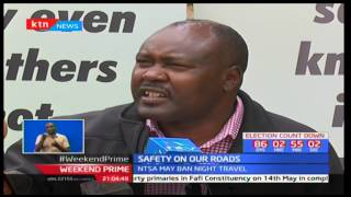 NTSA considers reintroduction over controversial ban on night travel after several fatalities