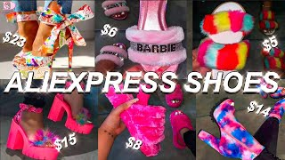 WHERE TO BUY CHEAP SHOES ONLINE 👑 BEST ALIEXPRESS SHOE STORES 👑 BADDIE ON A BUDGET
