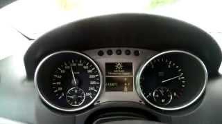 Mercedes ML 280 CDI 4Matic Kickdown