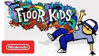 Floor Kids Coming Soon To Nintendo Switch