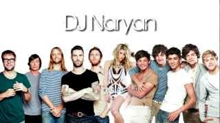 What Makes Payphones Die Young (Ke$ha vs One Direction vs Maroon 5) - DJ Naryan