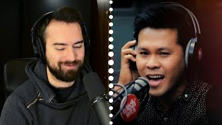 Vocal Coach Reacts - Marcelito Pomoy ''The Power of Love'' (Celine Dion Cover Live)