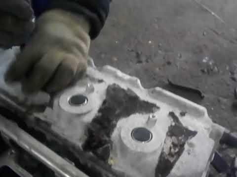 Чери амулет замена натяжного ролика ремня генератора на