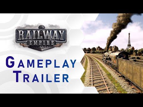 Railway Empire (PC) - Steam Key - GLOBAL - 1