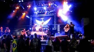 Jon Oliva's Pain - Soundcheck - Death Rides A Black Horse, 15.10.2010, Live At The 013, Tilburg/NL