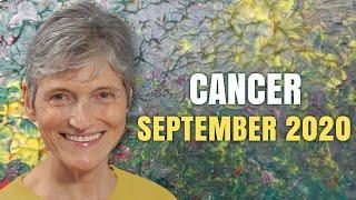 Cancer September 2020 Astrology Horoscope Forecast!