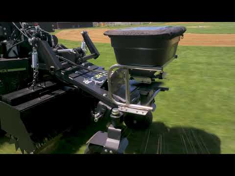 Seed and Fert Spreader – Attachment for the ABI Force Z-23