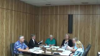 Coffee City Council Meeting June 10, 2019