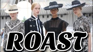 The Roast of Christian Dior Cruise 2019 Fashion Show - Video Youtube