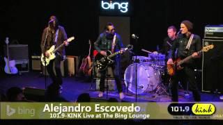 <b>Alejandro Escovedo</b>  Castanets Bing Lounge