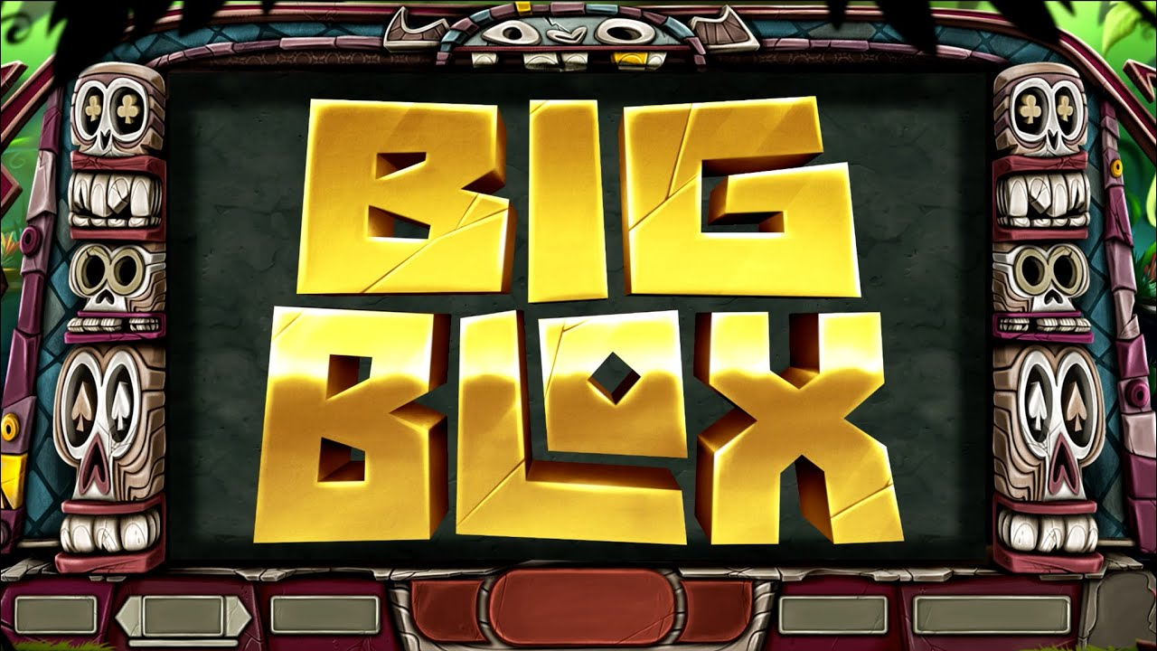 Big Blox från Yggdrasil Gaming