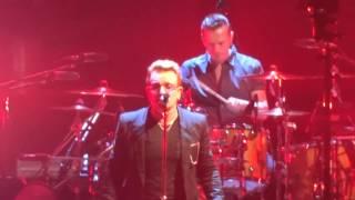 U2 = Where Street Have No Name Live At O2 London Nov 2 2015