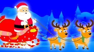 12 days of christmas | christmas songs | xmas carols | kids tv christmas songs for children
