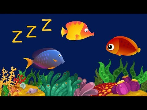 Download Bedtime Lullabies and Calming Undersea Animation: Baby Lullaby HD Mp4 3GP Video and MP3