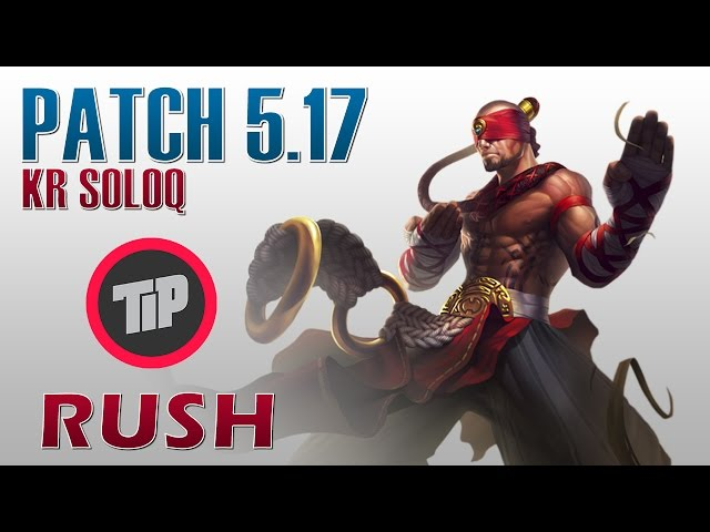 Tip-rush-lee-sin