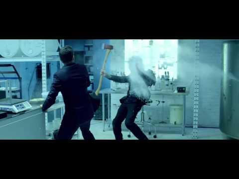 Brick Mansions Clip 'Laboratorium'