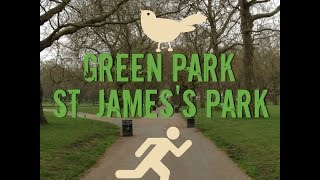 preview picture of video 'Green Park & St. James's Park, Londres #12'