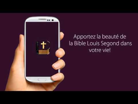 bible louis segond gratuit pour telephone portable
