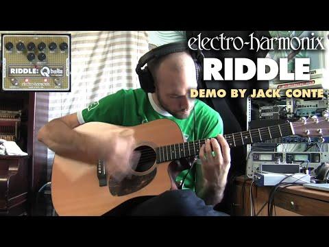 ELECTRO HARMONIX Riddle Kytarový efekt