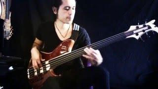 CONTINUUM (Jaco Pastorius bass cover)
