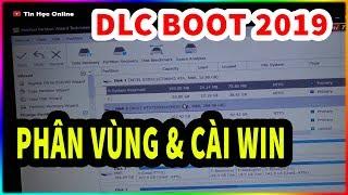Hướng dẫn tạo USB DLC Boot - Thủ thuật máy tính - Chia sẽ kinh