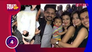 Drashti Dhami Spends Quality Time With Family  | #TellyTopUp