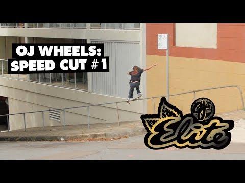 OJ Wheels | Speed Cut #1: Axel, Milton, Wallin and Raemers